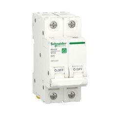 Автоматический выключатель RESI9 6kA 2P 20A В