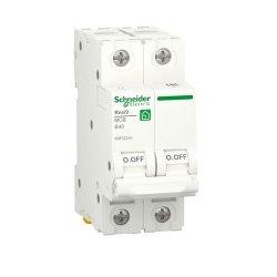 Автоматический выключатель RESI9 6kA 2P 40A В