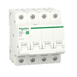 Автоматический выключатель RESI9 6kA 4P 40A C