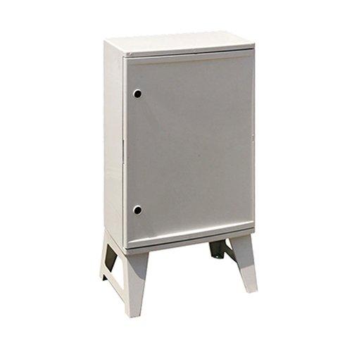 Шкаф распределительный, из АБС-пластика, 500х700х245мм, IP65, e.plbox.nap.500.700.245.3f.16m.8m.,blank