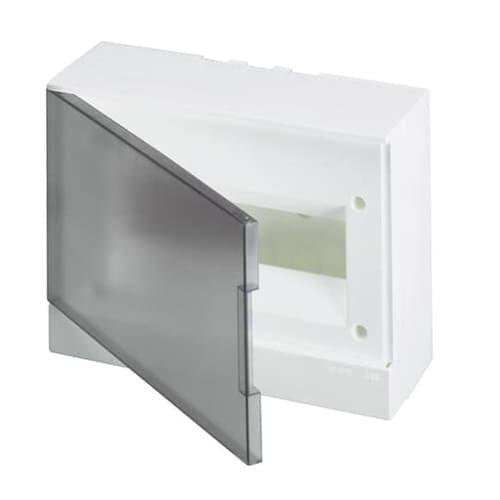 Фото Щит навесной 12М АВВ IP40 BEW402212 с прозрачной дверкой Электробаза