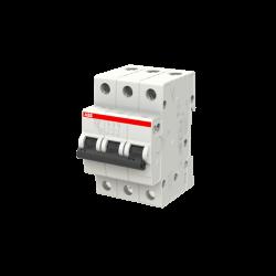 Автоматический выключатель АВВ SH203-C16