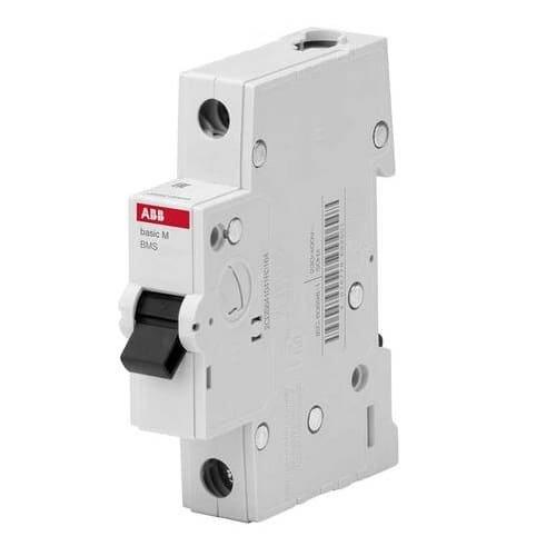 Фото Автоматичний вимикач АВВ 1/16А BMS411C16 Электробаза
