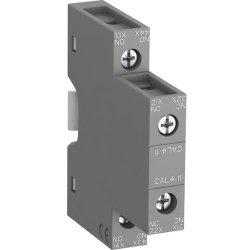 Блок додатк контактів ABBCAL4-11 1НВ+1НЗ бічний до AF09-AF96