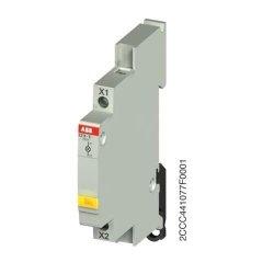 Індикатор однофазний АВВ 115-250В АС жовтийE219-E