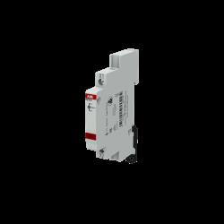 Індикатор однофазний АВВ 115-250В АС червоний E219-C