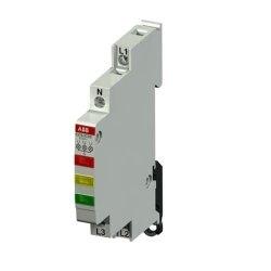 Індикатор трифазний АВВ 230-415В АС 3хLED червоний/'жовтий/зелений E219-3CDE