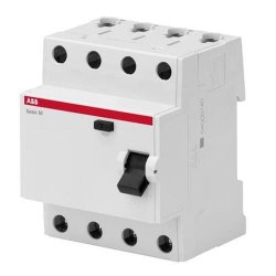 Пристрій захисного відключення АВВ 4пол., 30мА  BMF41463