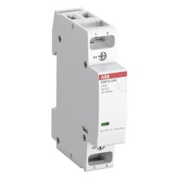 Модульний контактор АВВ ESB16-20N-06 230B AC/DC