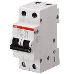Автоматический выключатель АВВ SH202-C10