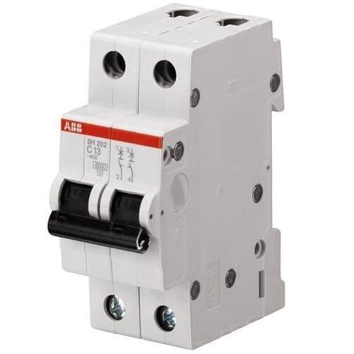 Фото Автоматический выключатель АВВ SH202-C25 Электробаза