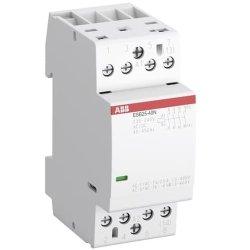 Модульний контактор АВВ ESB25-40N-06 230B AC/DC