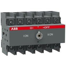 Перемикач навантаження АВВ І-0-ІІ OT125F3C без ручки 45кВт 125А