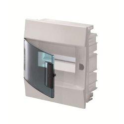 Щит внутренний 8M АВВ 12SM 232х250х108 с прозрачной дверкой