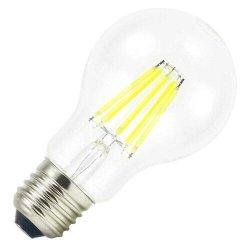 Лампы BIOM Filament 8Вт A60 E27 нейтральний білий