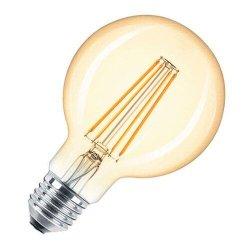 Лампы BIOM Filament 8Вт G95 E27  теплий білий