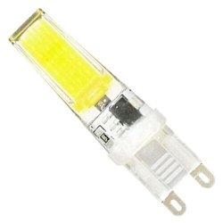 Лампы BIOM silicon 5Вт G9 AC220  теплий білий