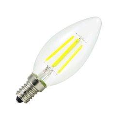 Лампы BIOM Filament 4Вт C35 E14 нейтральний білий
