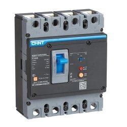 Авт. вимикач NXM-1600S/3Р 1600A 50кА (регульований)