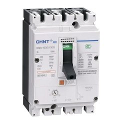 Авт. вимикач NM8-630S 250A 3P