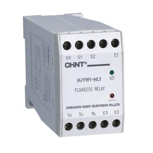 Фото Реле контролю рівня рідини NJYW1-NL2 AC110V/220V Электробаза