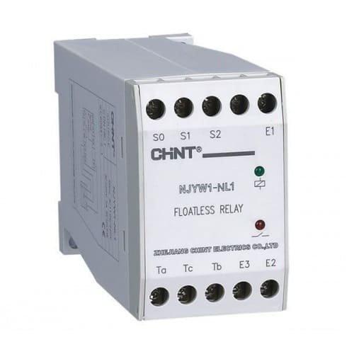 Фото Реле контролю рівня рідини NJYW1-BL2 AC220V Электробаза