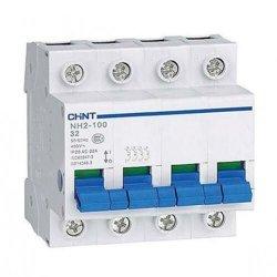 Вимикач навантаження NH2-125 4P 32A
