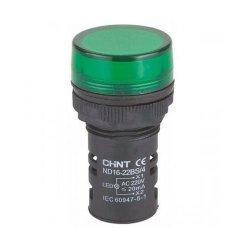 Індикатор ND16-22D/2 жовтий AC/DC230В