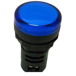 Індикатор ND16-22DS/4 синій АС 400В