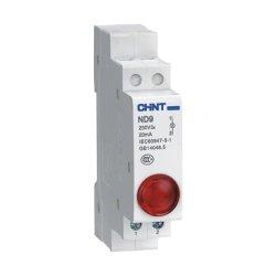 Індикатор ND9-1/R Червоний AC/DC24В (LED)