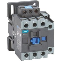 Контактор NXC-40 40A 220В/АС3 1НО+1НЗ 50Гц