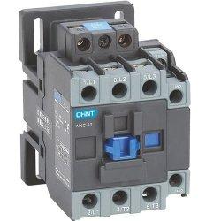 Контактор NXC-100 100A 220В/АС3 1НО+1НЗ 50Гц