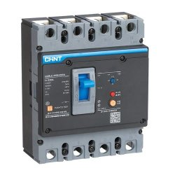 Авт. вимикач NXM-1600H/3Р 1600A 70кА (регульований)