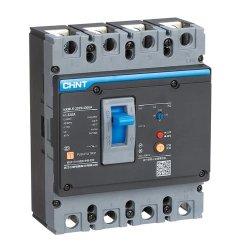 Авт. вимикач NXM-1600S/3Р 1000A 50кА (регульований)