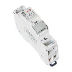 Модульный контактор CTX 20 11 230 A 20A, 230V AC General Electric