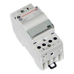 Модульный контактор CTX 24 22 230 U 24A, 230V AC/DC General Electric