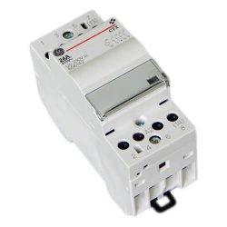 Модульный контактор CTX 24 40 230 U 24A, 230V AC/DC General Electric