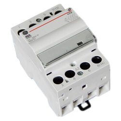 Модульный контактор CTX 40 40 230 U 40A, 230V AC/DC General Electric