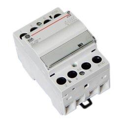 Модульный контактор CTX 63 40 230 U 63A, 230V AC/DC General Electric