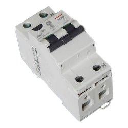 Диф автомат DM60C06/030 2P AC, 6kA General Electric
