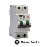 Фото Диф автомат DM60C16/010 2P AC, 6kA General Electric