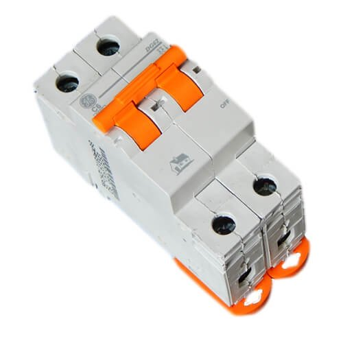 Фото Автоматичний вимикач DG 62 C06А 6kA General Electric Электробаза