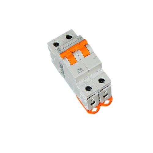 Фото Автоматичний вимикач DG 62 C10А 6kA General Electric Электробаза