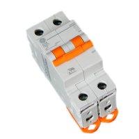 Фото Автоматичний вимикач DG 62 C16А 6kA General Electric