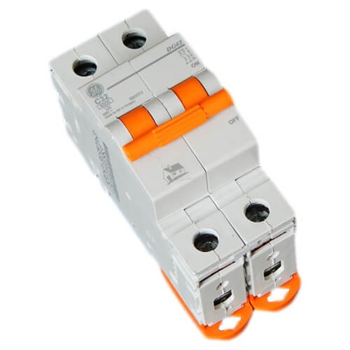 Фото Автоматичний вимикач DG 62 C32А 6kA General Electric Электробаза