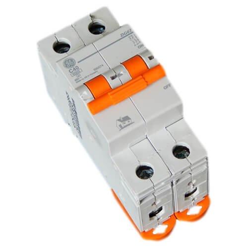 Фото Автоматичний вимикач DG 62 C40А 6kA General Electric Электробаза