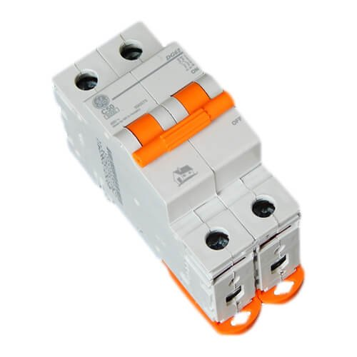 Фото Автоматичний вимикач DG 62 C50А 6kA General Electric Электробаза