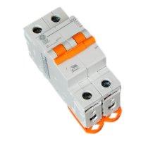 Фото Автоматичний вимикач DG 62 C63А 6kA General Electric