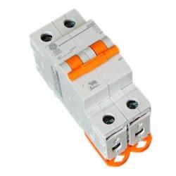 Автоматичний вимикач DG 62 C63А 6kA General Electric