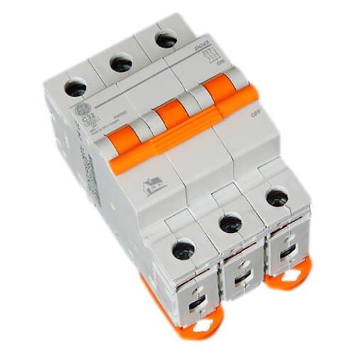 Фото Автоматичний вимикач DG 63 C32А 6kA General Electric Электробаза